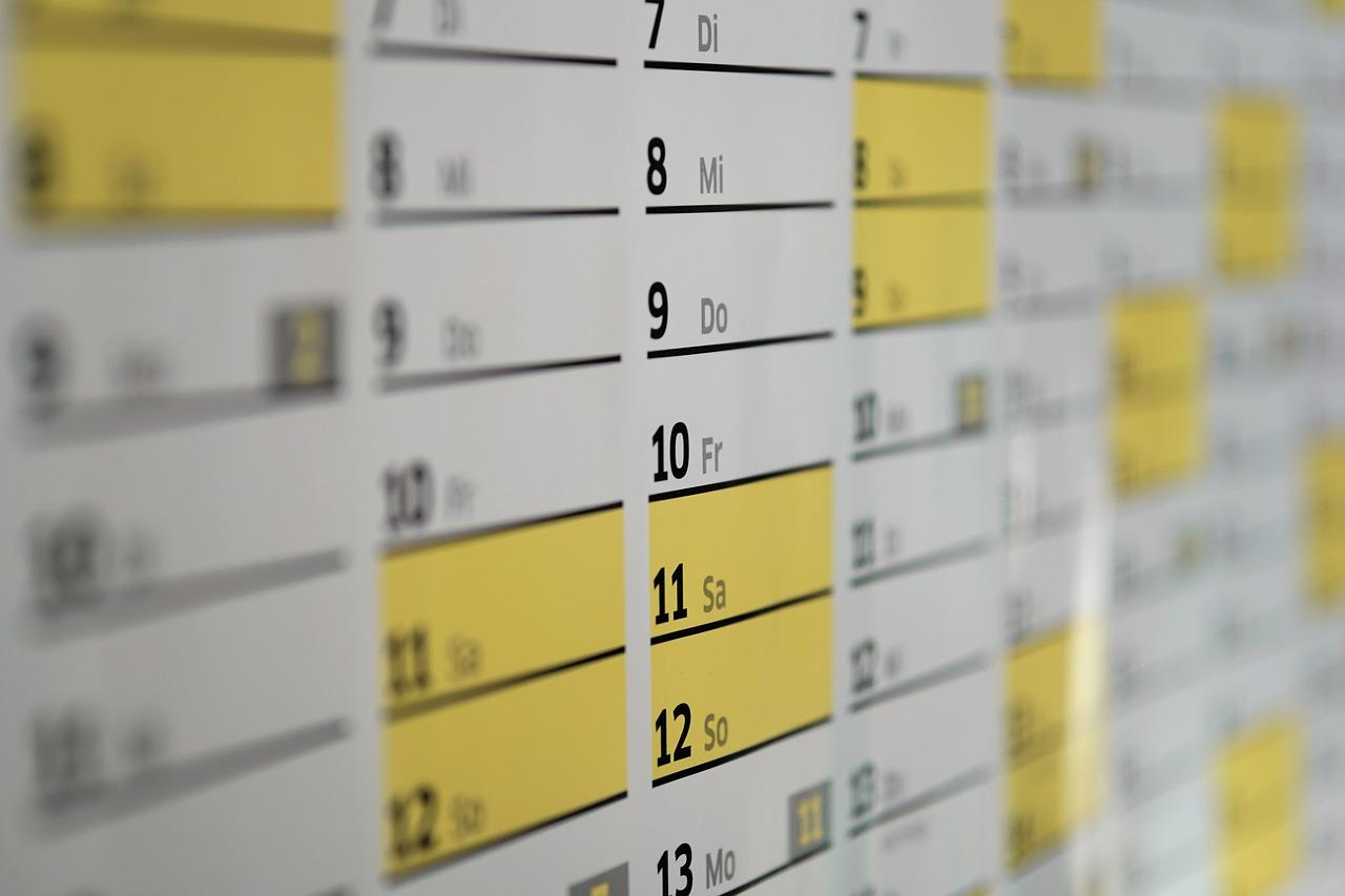 control de las horas en las jornadas de trabajo