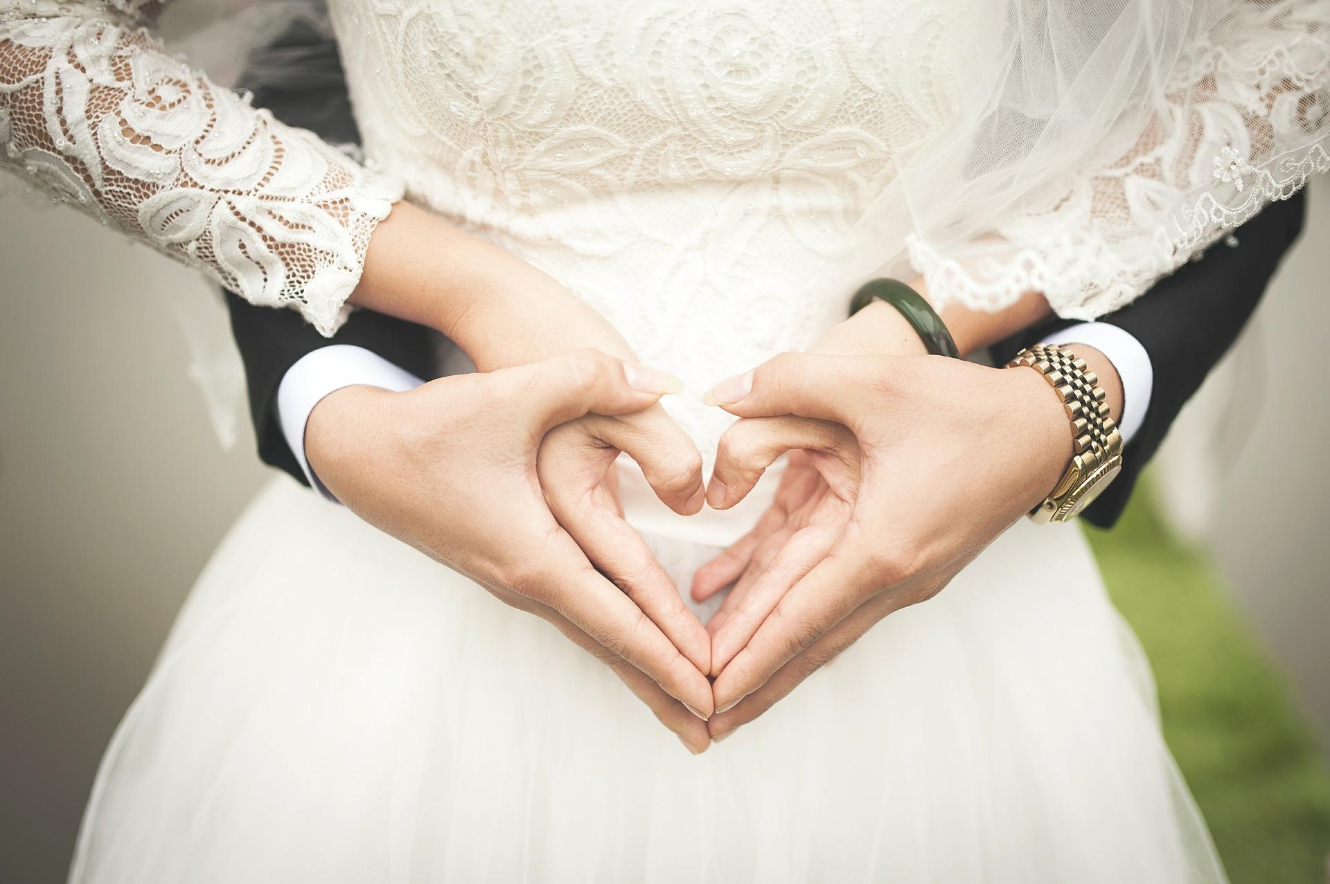 celebración del matrimonio