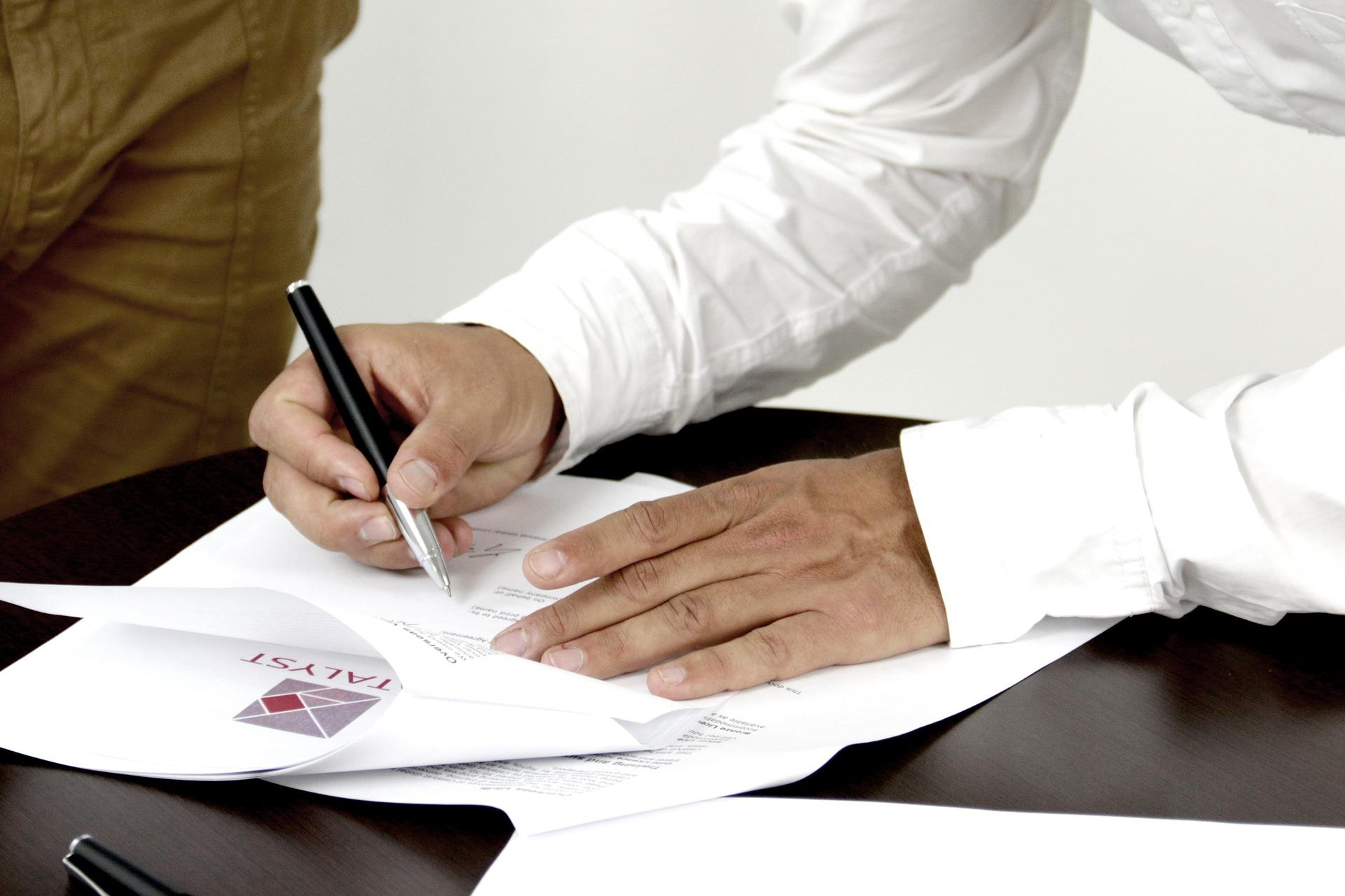 Contratos: Su clasificación